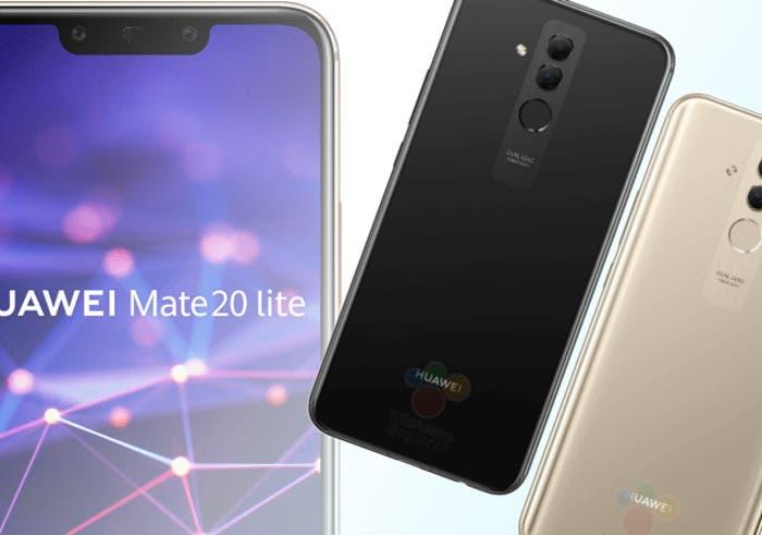 Más batería y mejor cámara para el Huawei Mate 20 Lite