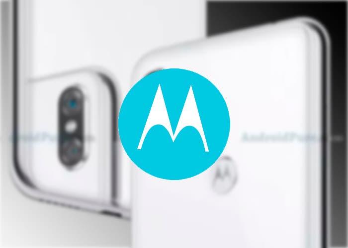 Nuevos renders dejan al descubierto el diseño del Motorola P30