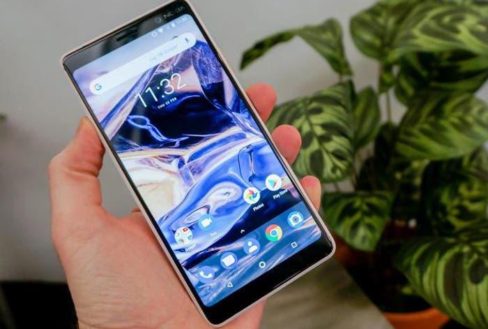 Ya es oficial: el Nokia 7 Plus recibirá Android 9 Pie en septiembre