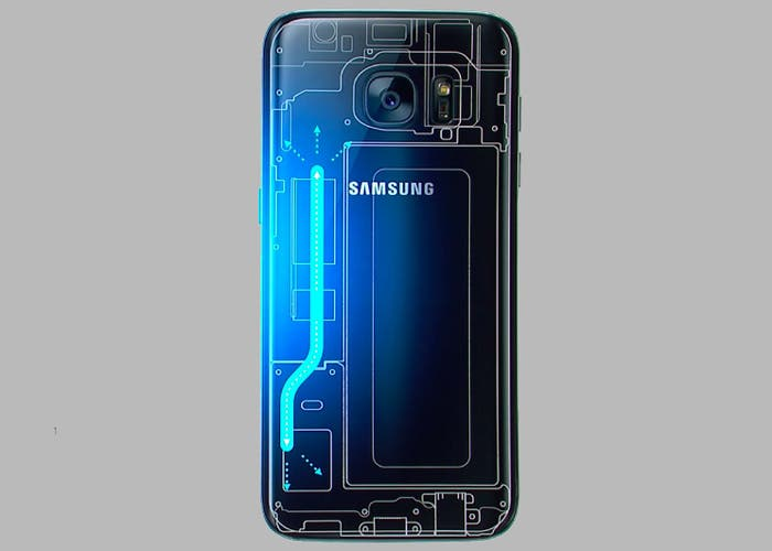 ¿Cómo funciona la refrigeración líquida del Samsung Galaxy Note 9?