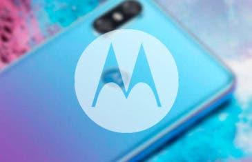 Un nuevo Motorola Moto G6 Plus sale a la luz con un extraño notch