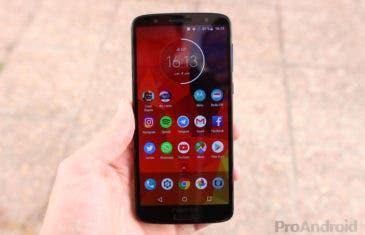 Ofertas del día en Amazon: Motorola Moto G6 al mejor precio