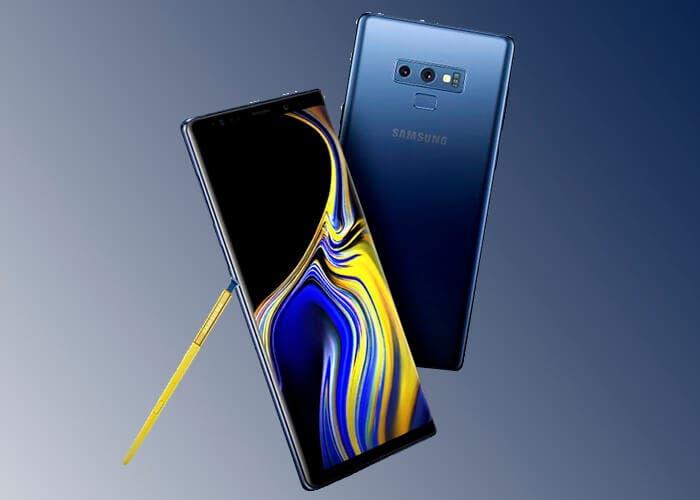 Compra el Samsung Galaxy Note 9 con hasta 500 euros de descuento