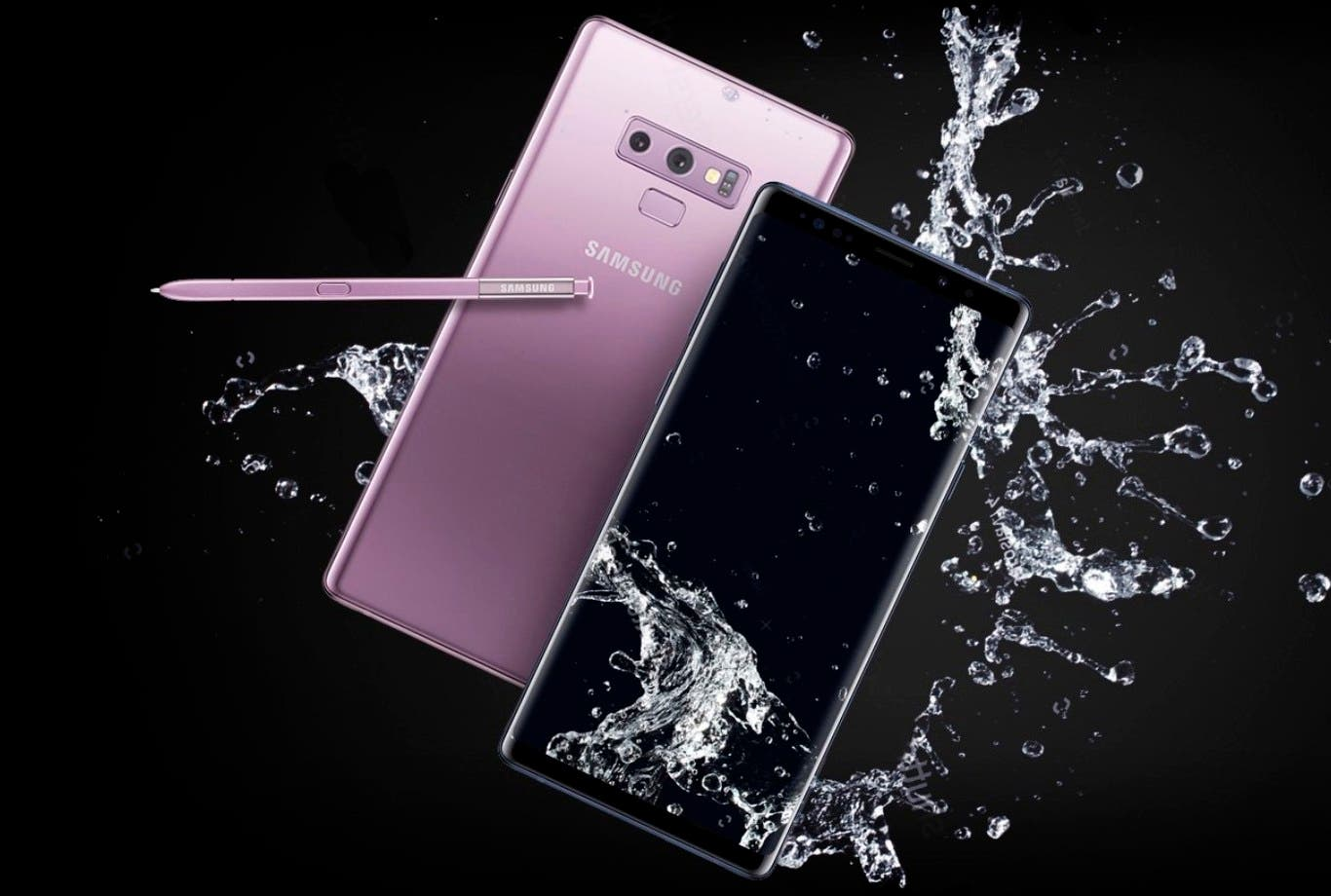 Lista de accesorios del Samsung Galaxy Note 9