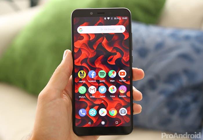 Problemas con el Xiaomi Mi A2: velocidad del almacenamiento extremadamente lenta