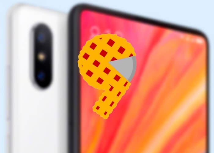 El Xiaomi Mi MIX 2S ya cuenta con Android 9.0 Pie, ¿a qué esperas?