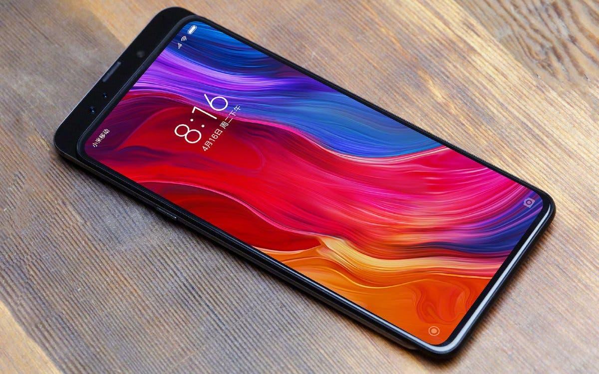 Xiaomi Mi MIX 3: primera imagen oficial y fecha de presentación