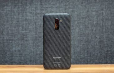 El Pocophone F1 recibe su mayor actualización hasta el momento: grabación 4K a 60 fps, Game Turbo y más