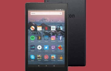 Amazon Fire HD 8: todos los detalles de la nueva tablet de Amazon