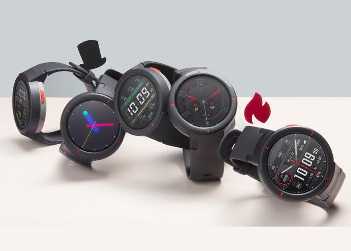 Huami Amazfit Verge: el nuevo smartwatch de Xiaomi ya es oficial