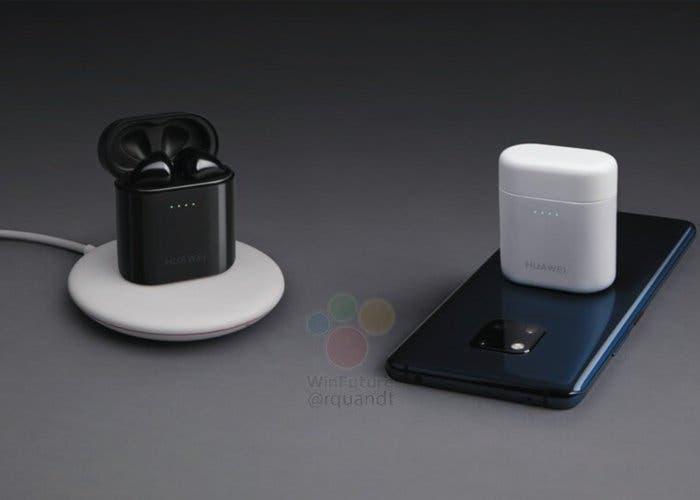 Huawei FreeBuds 2 Pro: los primeros detalles de los auriculares del Mate 20 Pro