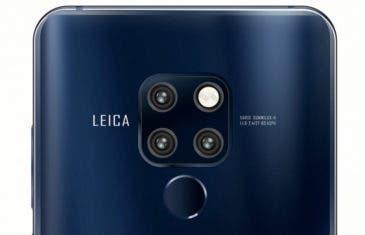 El Huawei Mate 20 Pro podrá realizar fotografías nítidas bajo el agua
