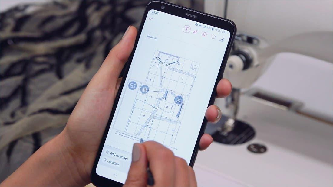 El LG G8 podría presentar un nuevo sistema de gestos en el MWC 2019