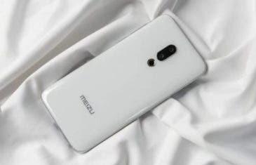 El Meizu 16 X es oficial: Snapdragon 710, sensor de huellas bajo la pantalla y precio muy bajo