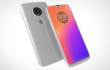 Primeras filtraciones del Motorola Moto G7: pantalla gigante y Android 9.0 Pie