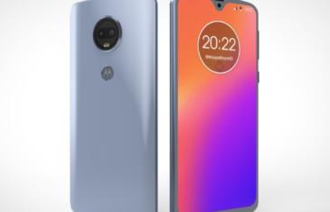 Filtrado el diseño del Motorola Moto G7 con algo que no te gustará