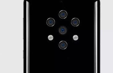 El Nokia 9 podría llegar con la batería más grande de la gama alta