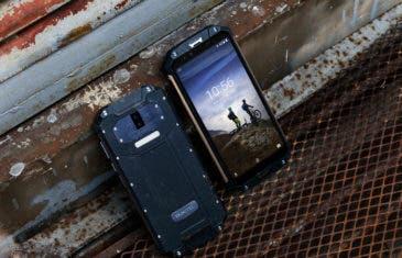 OUKITEL WP2: el teléfono irrompible que lo aguanta todo