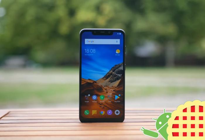 Ya disponible la primera ROM de Android 9.0 Pie para el Pocophone F1