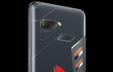 ROG Phone: el móvil gaming de ASUS llegará en octubre a un precio desorbitado