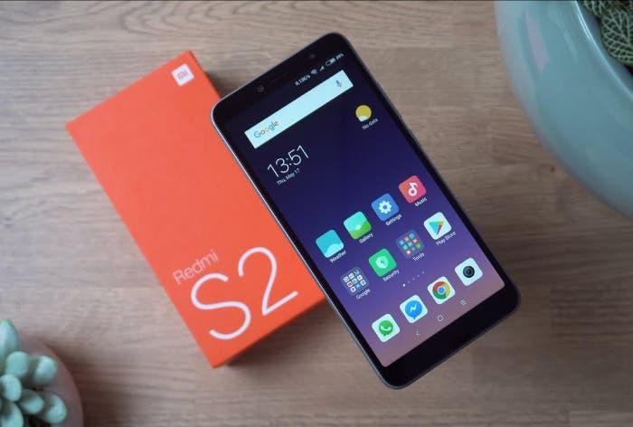 El Xiaomi Redmi S2 ya disponible al precio más bajo Internet