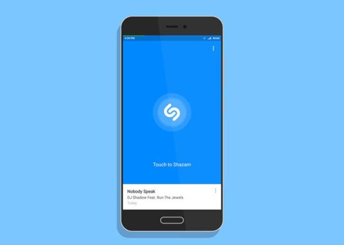 Shazam para Android ya reconoce música con los auriculares conectados