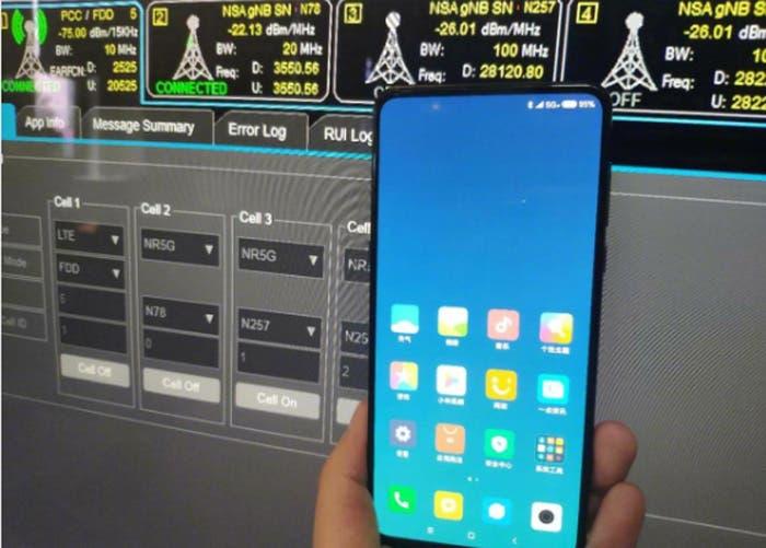Nueva imagen del Xiaomi Mi MIX 3: pantalla sin notch y conectividad 5G