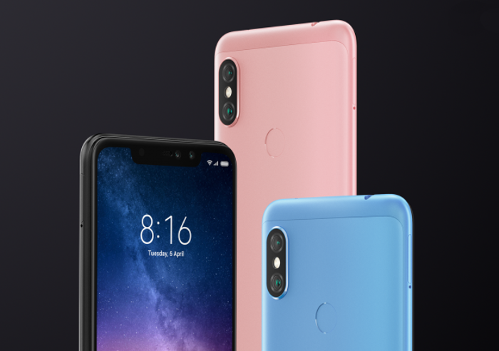 Ya disponible MIUI 10 Global para los Xiaomi Redmi 6, 6A y 6 Pro