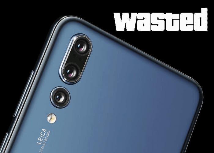 El benchmarck 3DMark elimina cuatro smartphones de Huawei de su lista