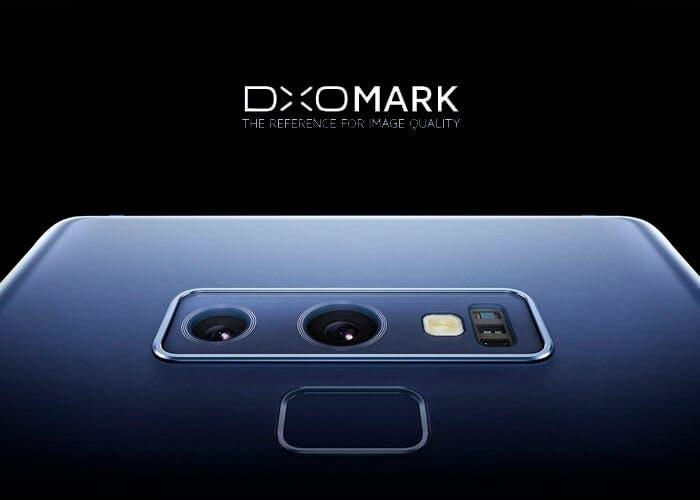 DxOMark ya ha valorado la cámara del Samsung Galaxy Note 9