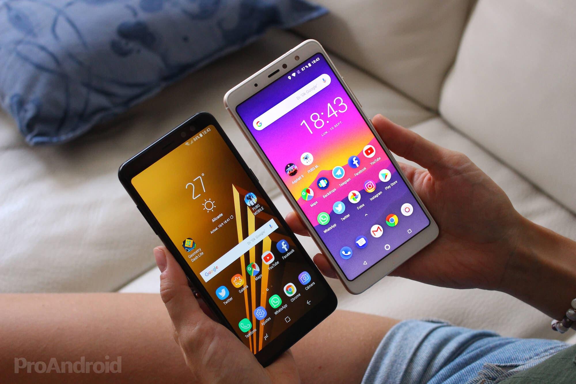 ¿Odias las muescas? 16 móviles sin notch de gama media y gama alta
