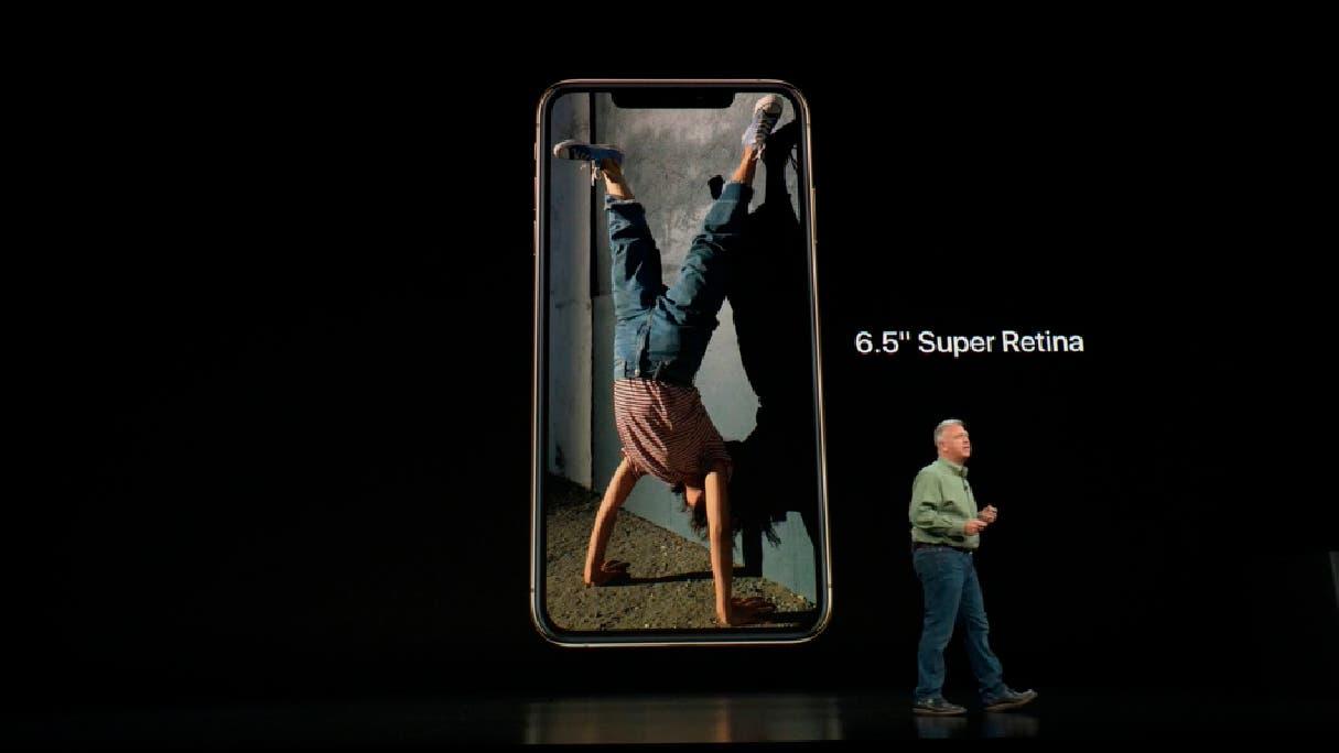 Pantalla iPhone Xs Max