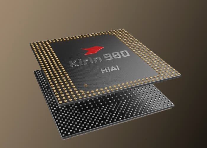 Huawei asegura que el Kirin 980 es más potente que el Apple A12 Bionic