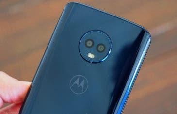 El Motorola Moto G6 Plus está de oferta en Amazon