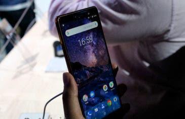 Algunos Nokia 7 Plus enviaban información privada a servidores en China