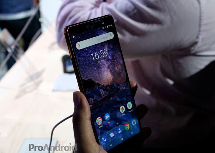 El Nokia 7 Plus se actualizará a Android 9.0 Pie en los próximos días