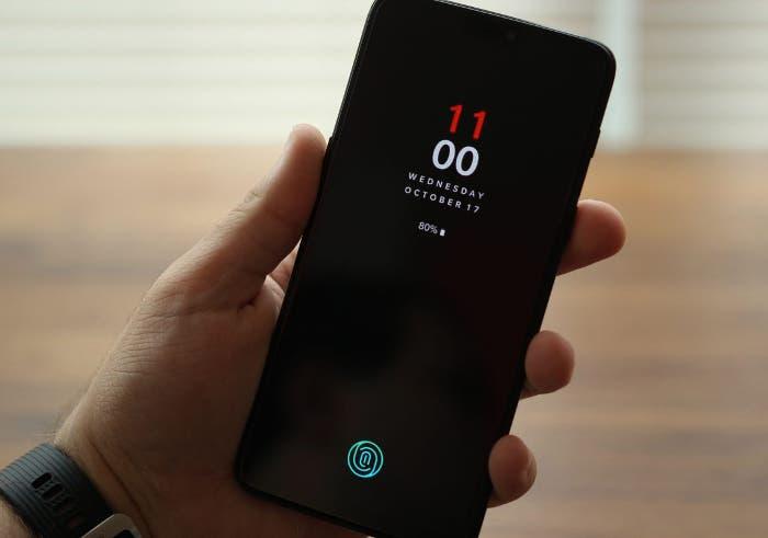 El primer benchmark del OnePlus 6T confirma que tendrá Android 9 Pie de serie