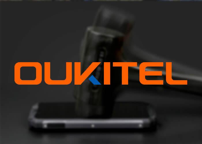 Este es el OUKITEL WP2, el verdadero teléfono indestructible