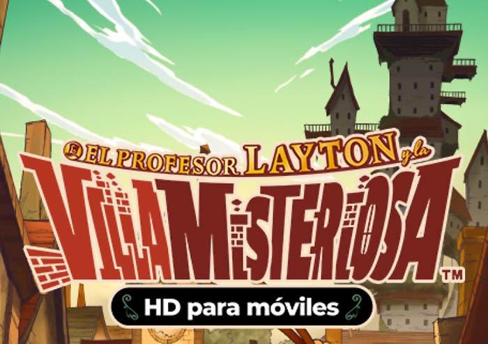 El Profesor Layton y la Villa Misteriosa ya disponible en Android