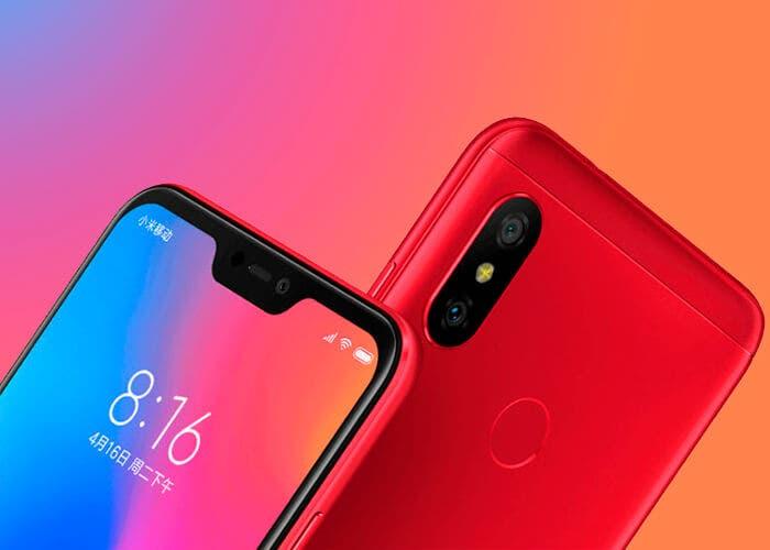 El Xiaomi Redmi Note 6 Pro ya se puede reservar. Sí, antes de su presentación