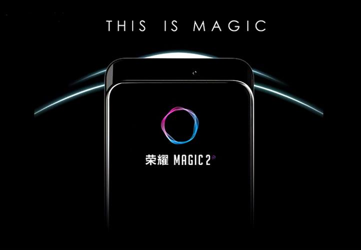 El Honor Magic 2 se deja ver en un nuevo video