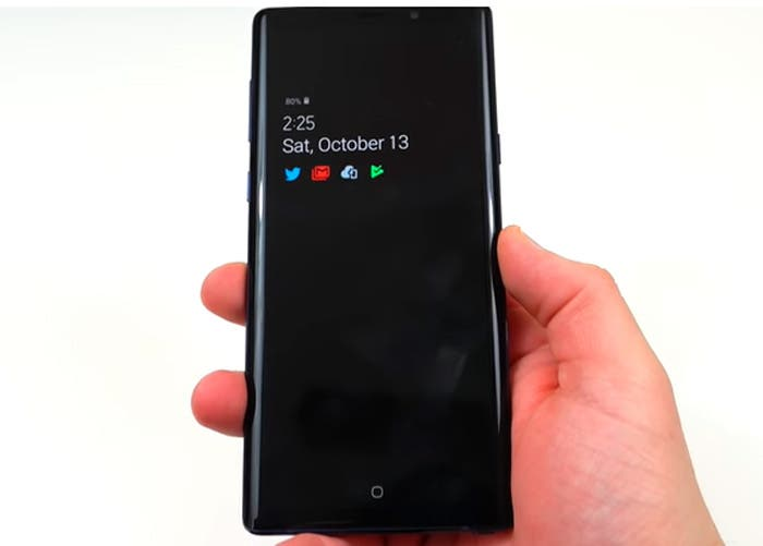 Android 9 Pie: el modo Always On Display