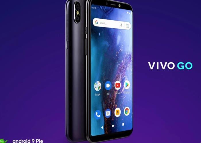 Así es Blu Vivo Go, el primer móvil con Android Pie Go Edition