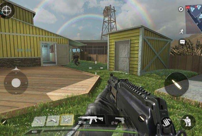 Así se ve el nuevo Call of Duty para Android que llegará pronto