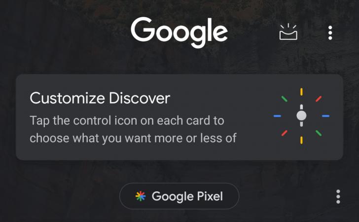 Así es el modo oscuro de Google Discover que ya está llegando a los usuarios