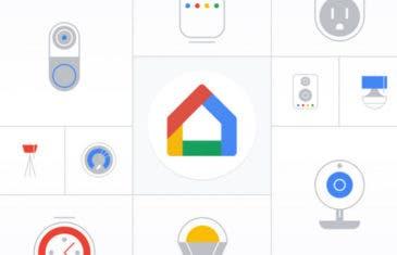 Google Home se actualiza y recibe Material Theme: todos los cambios