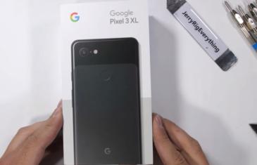Test de resistencia del Google Pixel 3 XL: ¿el móvil menos resistente a arañazos del mercado?