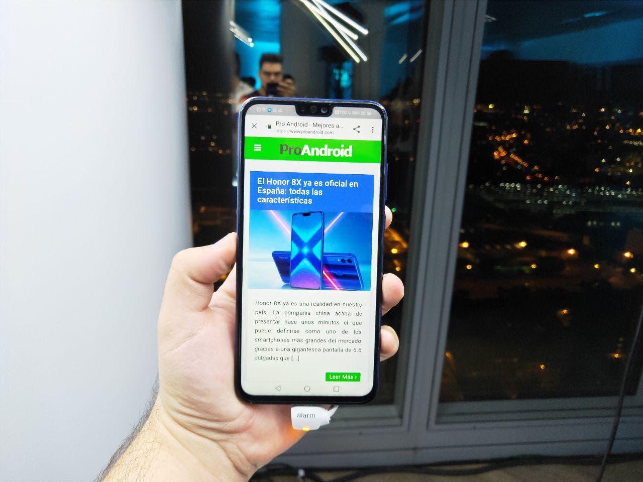 El Honor 8X comienza a recibir Android 9 Pie en España
