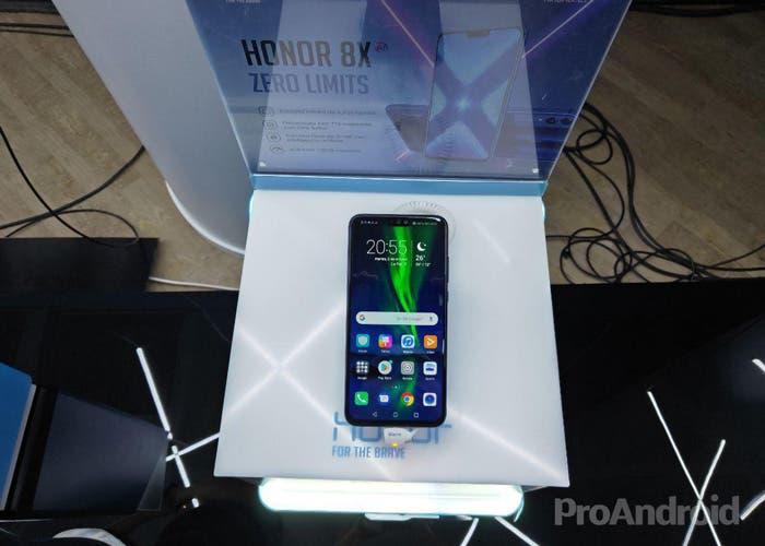 El Honor 8X ya es oficial en España: todas las características