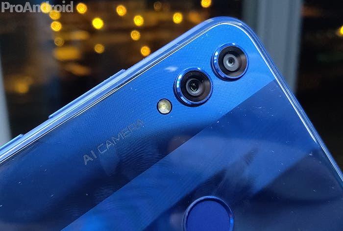 Primeras impresiones del Honor 8X: un móvil barato con pantalla de 6,5 pulgadas